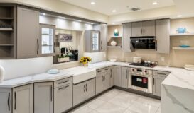 Haven Gray Cabinets